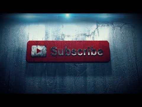 3d Free Outro Templates No Editing Needed Free Download Youtube Video Design Youtube Intro Youtube Youtube Design