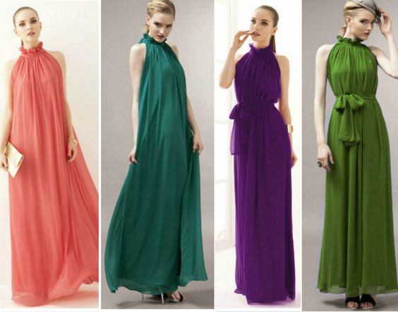 2014 HAUTE COUTURE EVENING DRESSES | 2014 moda doce cocktail chiffon vestidos de alta-costura personalizado ...