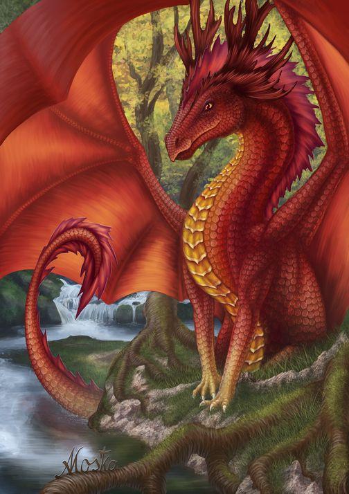 Mensaje de los Dragones