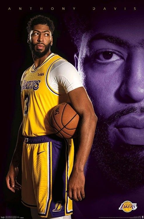 Nba Los Angeles Lakers Anthony Davis Anthony Davis Lebron James Lakers Los Angeles Lakers