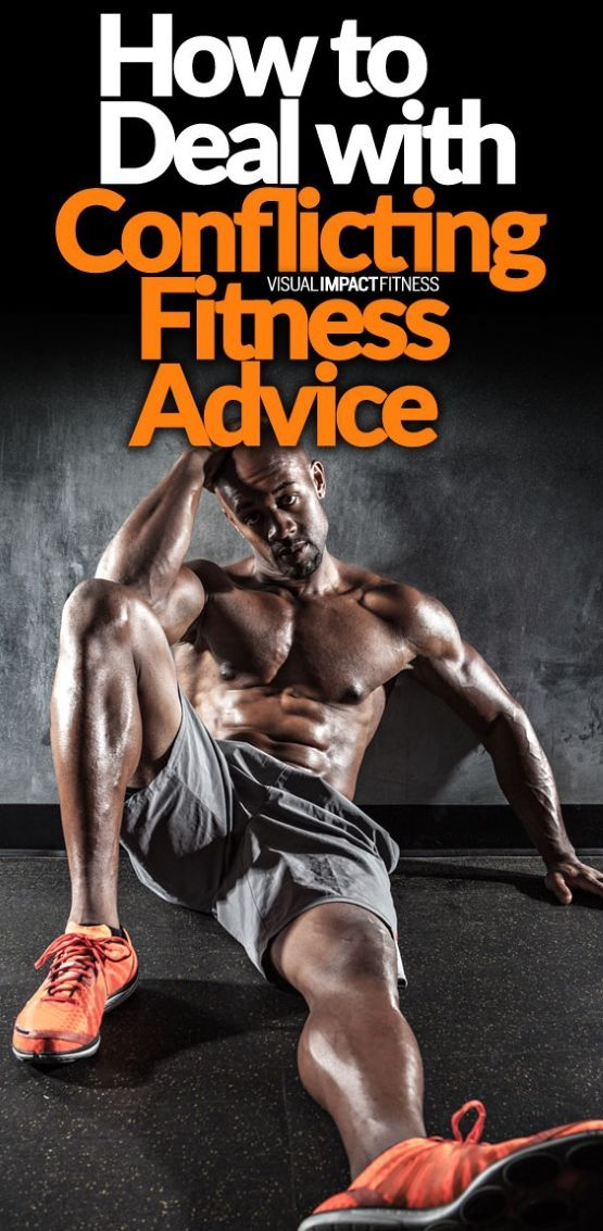 How To Deal With Conflicting Fitness Advice Fitness Advice Senior Fitness Physical Fitness