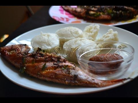 recette du ablo abolo cuisine togolaise youtube. Black Bedroom Furniture Sets. Home Design Ideas