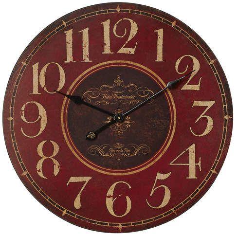 Fleur De Lis Living Dashner 23 25 Wall Clock Ad Wallclock Fleurdelis Oversized Wall Clock Wall Clock Clock Wall Decor
