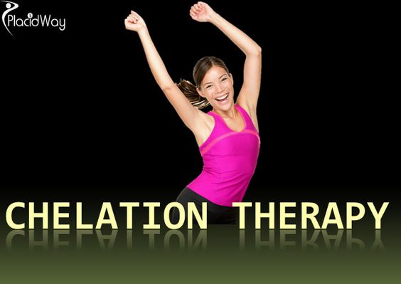 Chelation Therapy Is A Popular Method Of Attempting To Detox The Body Of Heavy Metals That Are