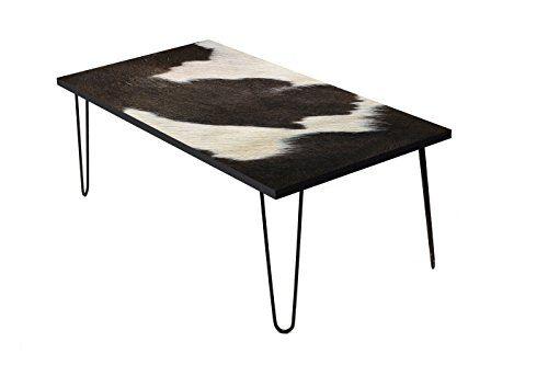 Lamou Hide N Seek 24 Inches Coffee Table Round Coffee Table