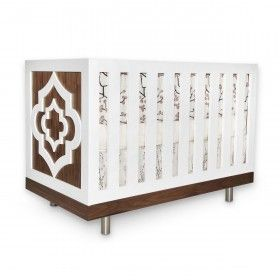 Alouette Crib.  Way out of a sane person's price range, but beautiful!
