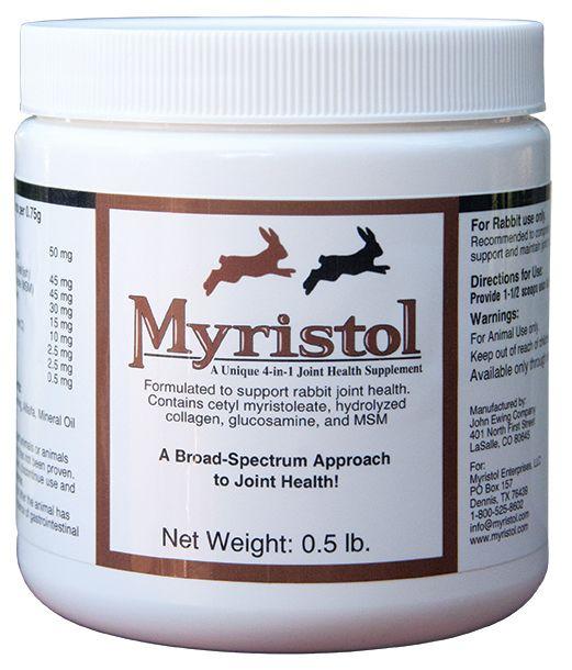 Myristol Rabbit joint supplement