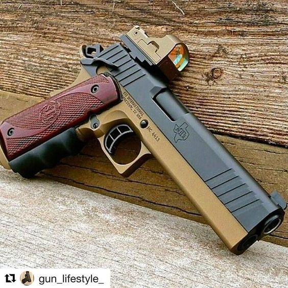 #Repost @gun_lifestyle_  Like and follow for more guns :) Shop at http://ift.tt/2a0xY5t  #gunlifestyle #weaponsreloaded #gunpictures #gunsofinstagram #igguns #secondamendment #blackheartknives #firearm #firearmphotography