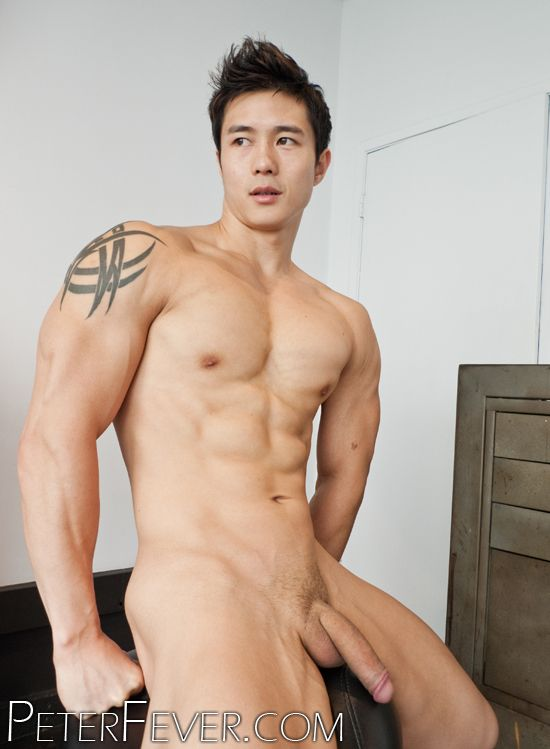 Naked asian guys