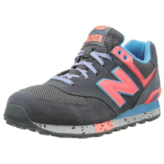 New Balance Classic Traditionnels Charcoal Mens Trainers - ML574DGB in Kleidung & Accessoires, Herrenschuhe, Turnschuhe & Sneaker | eBay