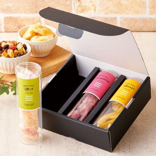 健康食品 ドライフルーツ 透明管 ギフトパッケージ 食品の包装 クッキーの包装 パッケージデザイン