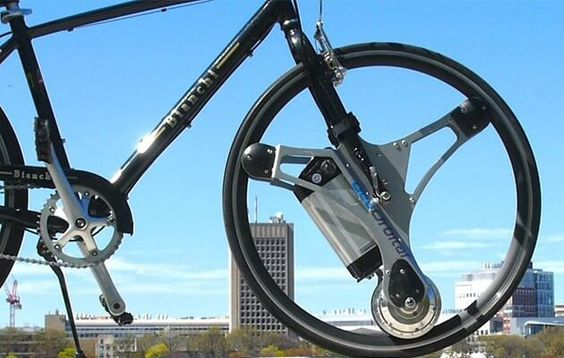 #ProductEngineering Turning #Electric #Wheel For A #Bicycle. http://www.bytesplay.com/blog/product-engineering-turning-electric-wheel-for-a-bicycle/