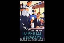 Image result for imperial airways posters