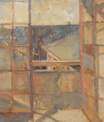 YANG CANJUN View Outside Window (2000)