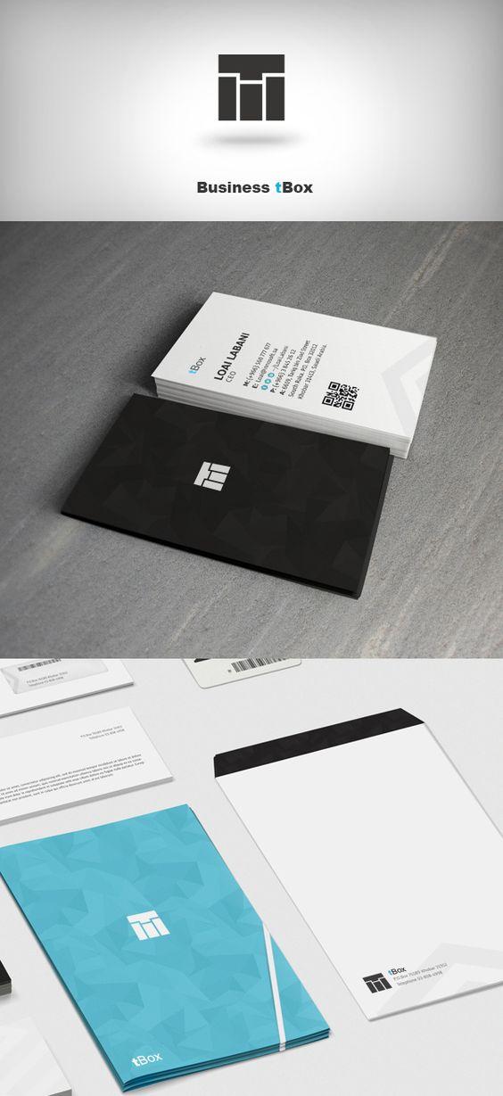 Brand компании по бизнес развитию - Business tBox