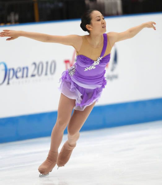 Mao Asada Triple Axel | Recent Photos The Commons Getty Collection Galleries World Map App ...