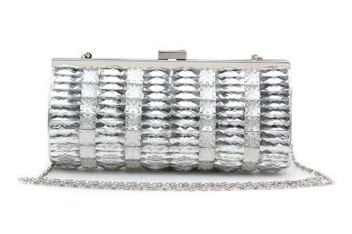 K3380L MyLux Crystal Evening Handbag (white) Cuffu Online to enter online shopping or purchase click on Amazon right here http://www.amazon.com/dp/B00FAWTX74/ref=cm_sw_r_pi_dp_t9EWtb0ES7DTKMZH