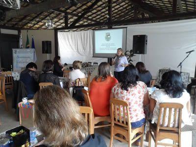 Encontro em São José do Vale do Rio Preto debate a Educação Especial