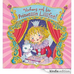 Vorhang auf für Prinzessin Lillifee: Band 10 (Prinzessin Lillfee)