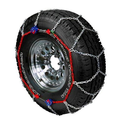 Sold in Pairs Size 247 Thule 16mm XB16 SUV//Truck Snow Chain