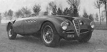 Alfa Romeo 412 Vignale