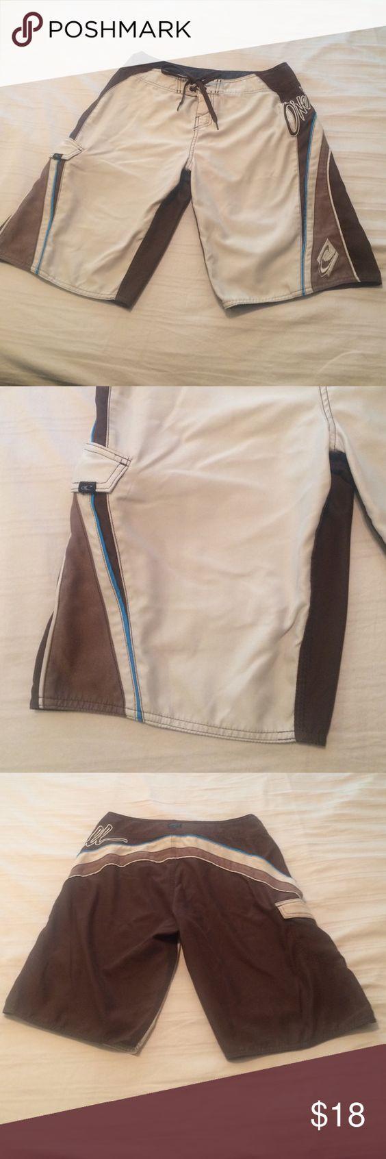 Men's Oneil swim trunks Have been worn but has plenty of wear left. Oneil  Swim Swim Trunks