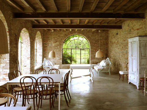 Pinterest the world s catalog of ideas for Italian villa interior