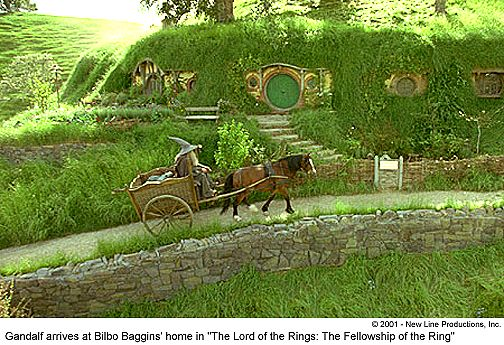gandalf arrives in the shire - Google Search | Natural Homes for my soul |  Pinterest | Bilbo baggins, Gandalf and Hobbit