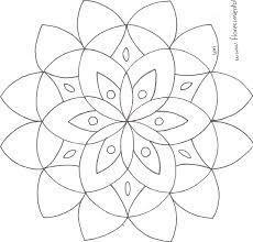 Resultado De Imagen Para Como Dibujar Mandalas Con Compas Mandalas Para Colorear Como Dibujar Mandalas Mandalas