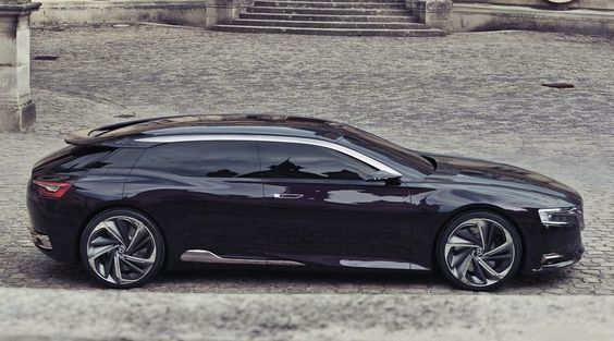 The new Citroen Number 9 - its a beauty!! #cars #autos