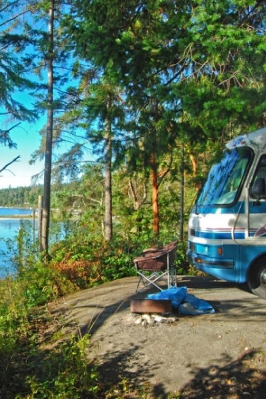 La Conner Rv Camping Resort Camping Resort Lower Peninsula Michigan Campground