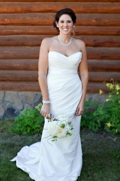 Romona Keveza G54lmmm Wedding Dress $1,700