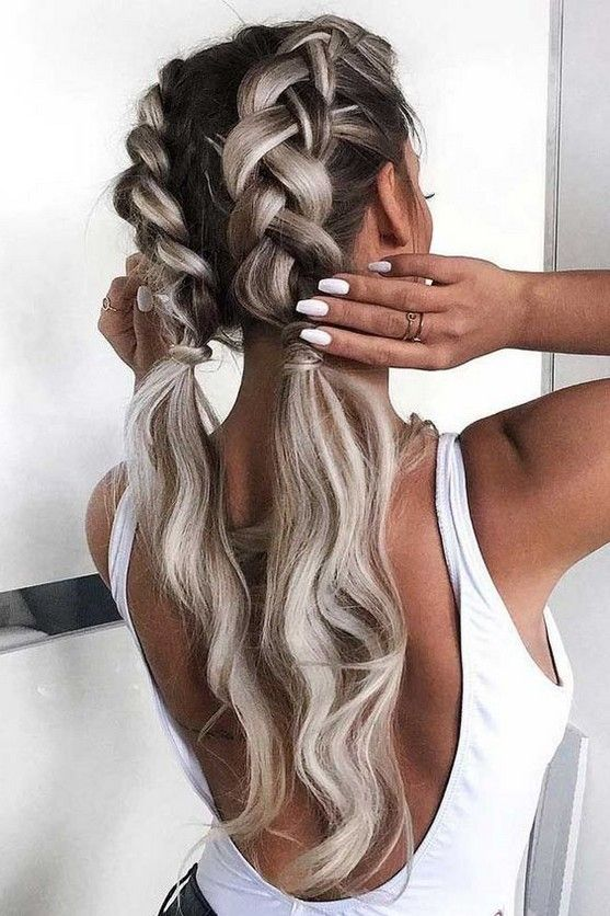 Pin On Trendy Hairstyles