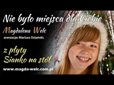 Nie Bylo Miejsca Dla Ciebie Magda Welc Koledy I Pastoralki Movies Movie Posters