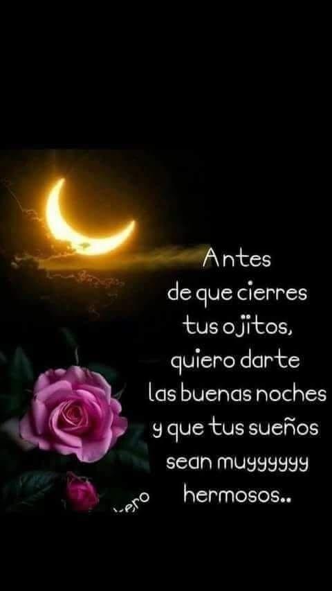 Para Ti Buenas Noches Amiga Frases Pensamientos De Buenas