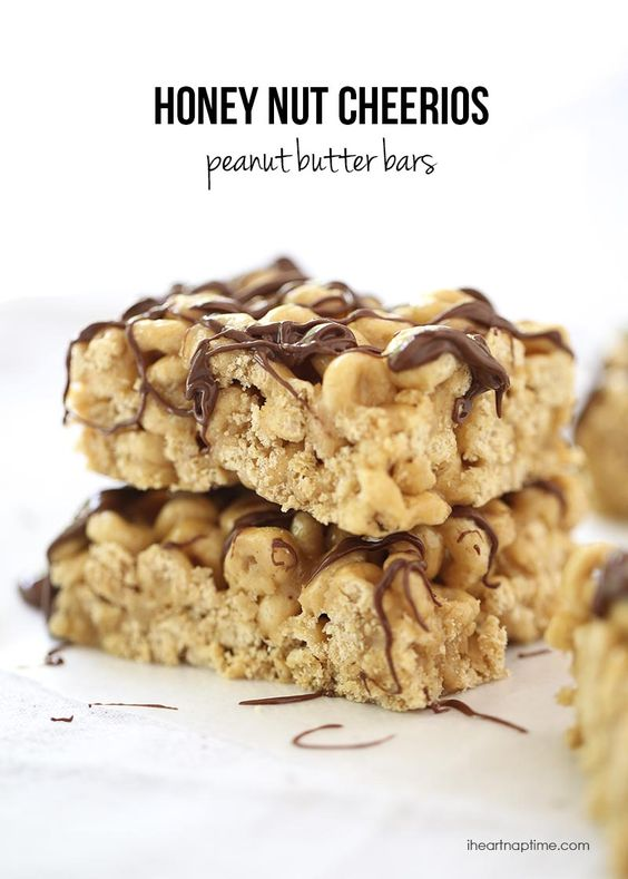... bars recipe on iheartnaptime.com ...only takes 10 minutes to make