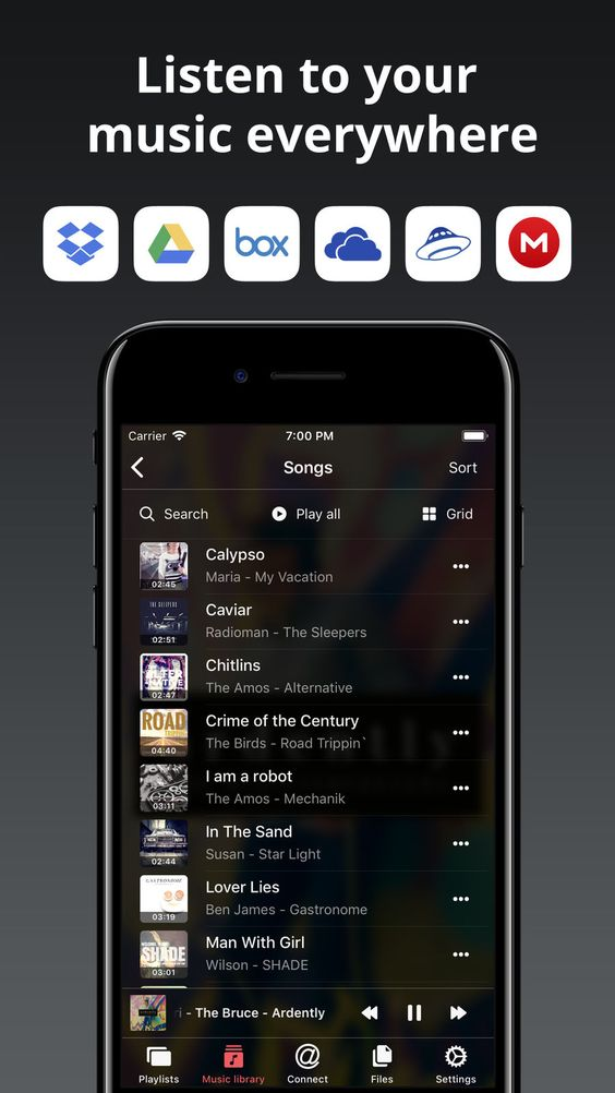 Evermusic Offline Music Productivity Music Apps Ios