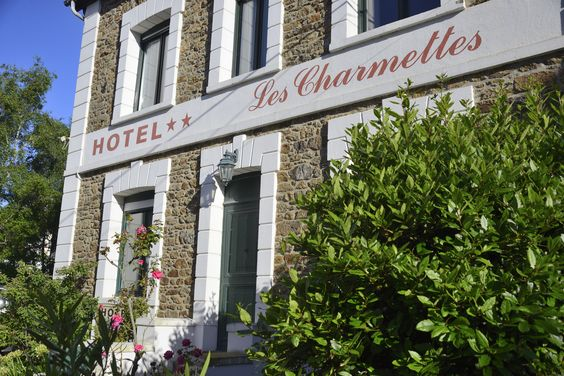 extérieur hôtel les Charmettes photos patrick Gérard