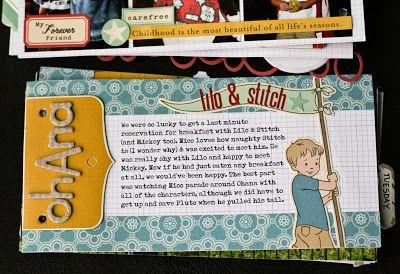 The Paper Orchard: Studio Calico Disney Mini