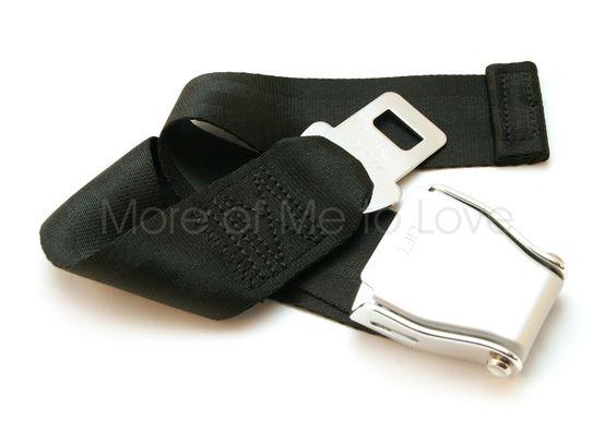 Airplane Seat Belt Extender - Universal