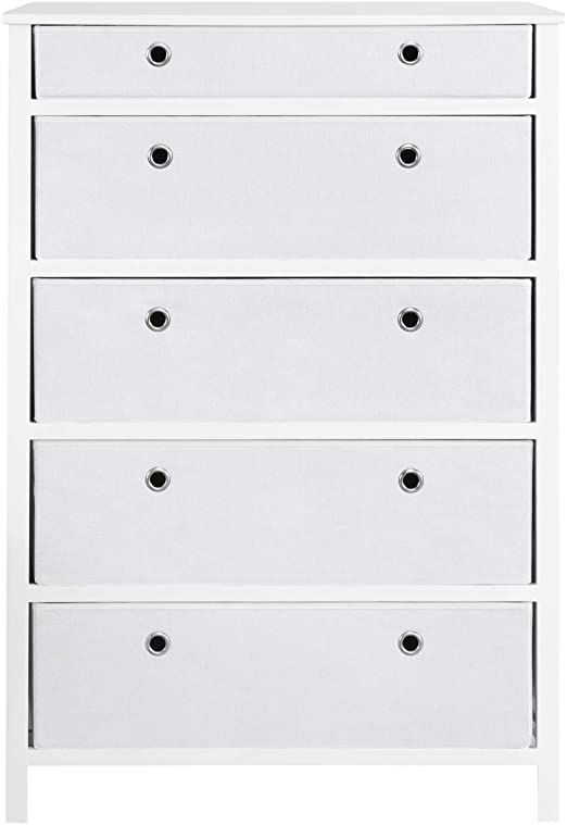 Ez Home Solutions Foldable Furniture 3 Drawer Dresser 31 Quot X 31 Quot X 19 Quot White Foldable Furniture Dresser Drawers 3 Drawer Dresser