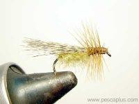Pesca a mosca. Un tricoptero excepcional