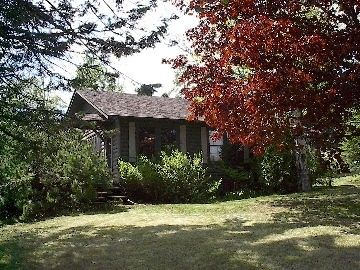 The Jackson House in the heart of Grand Marais with a Lake Superior view.