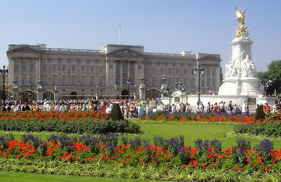 Buckingham Palace #Flowers #Summer: Flowers Summer, Buckingham Palace, Palace Flowers, Summer Time