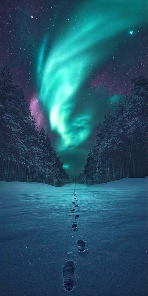 Christmas Eyeshadow Looks Iphone Wallpaper Sky Landscape