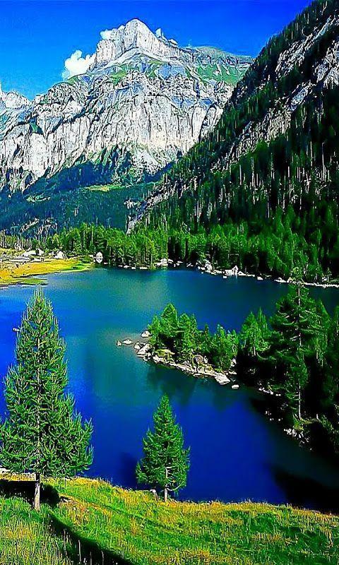 Mountain Lake Beauty Beautiful Nature Beauty Landscapes Beautiful Nature Pictures