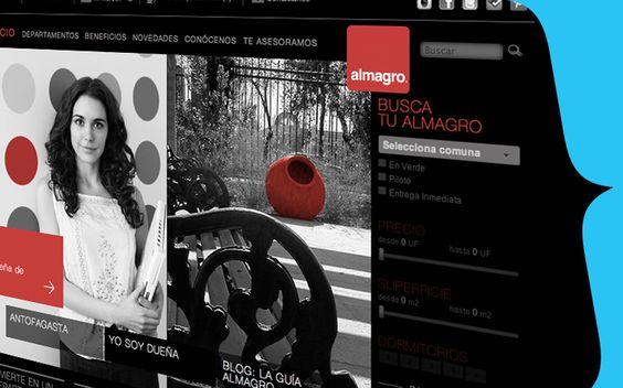 Almagro - Website