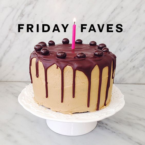Friday Faves and Candles Blown foodiecrush.com