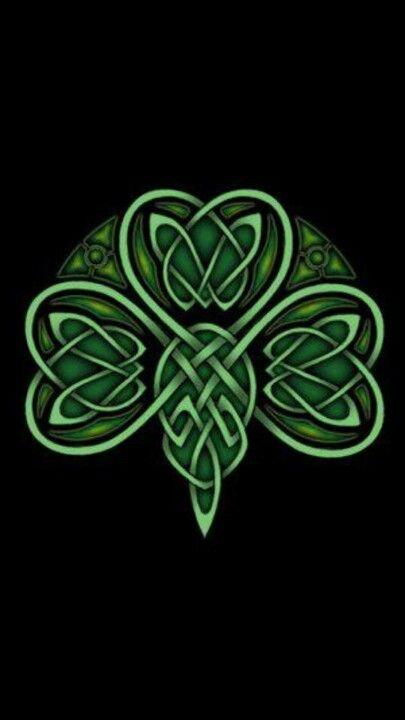 Irish all things and luck of the irish on pinterest for Luck of the irish tattoos