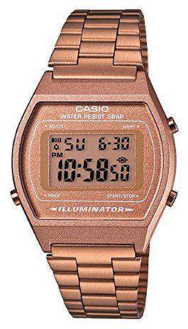 Casio Vintage B640wc 5aef Women S Digital Watch Digitaluhr Casio Uhr Retro Uhren